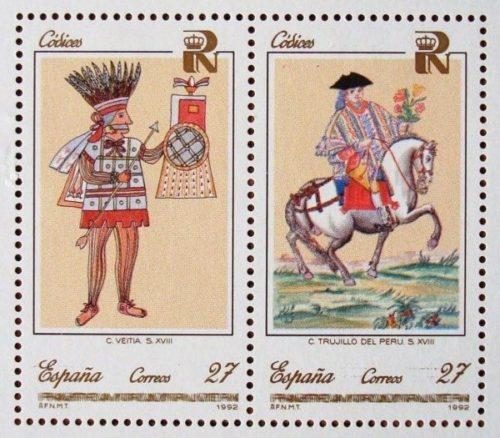 Codice Veitia / Trujillo