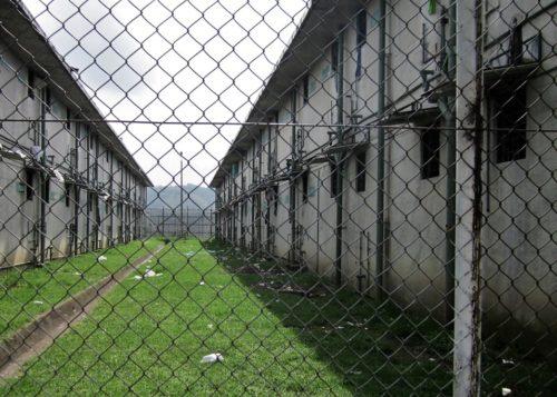 Prison colombienne. Photo de María Angélica Ospina, collection Matrioshkas