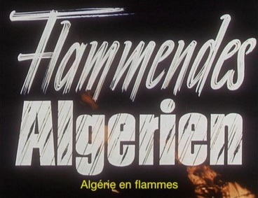 Entre anticolonialisme et propagande communiste :  produire des films sur la guerre d'Algérie en RDA