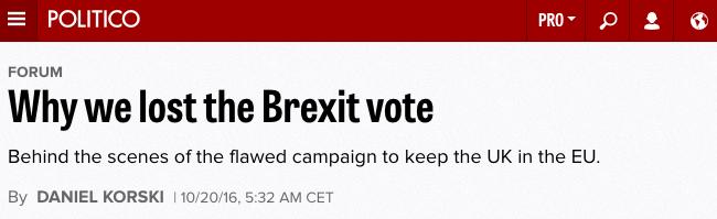 politico-brexit