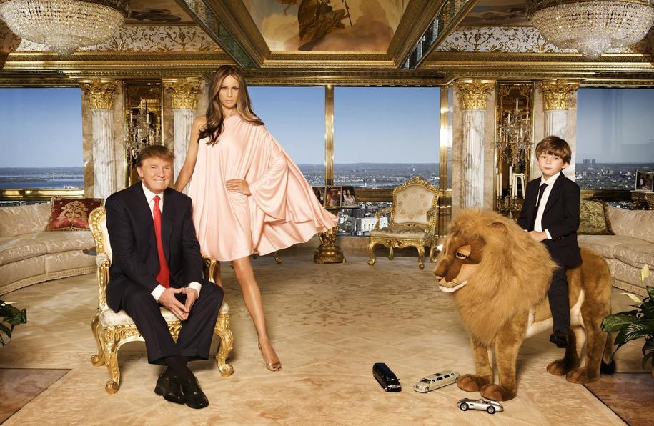 trump-family-portrait