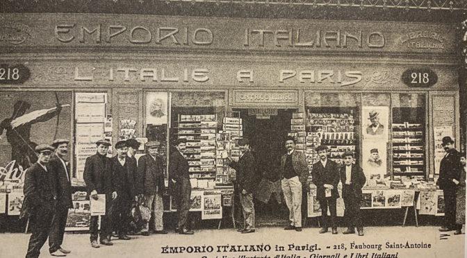 Retour sur le colloque Migrations et circulations entre Italie et France du XIXe siècle à aujourd'hui
