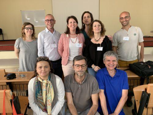 Les participants à la session MediterraPolis
