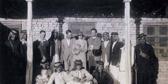 La mission anglo-américaine d'Ur en 1928-1929