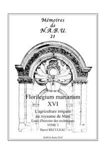 Mémoire de NABU 21