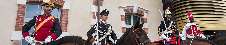Les Pandores - Gendarmes & gendarmeries