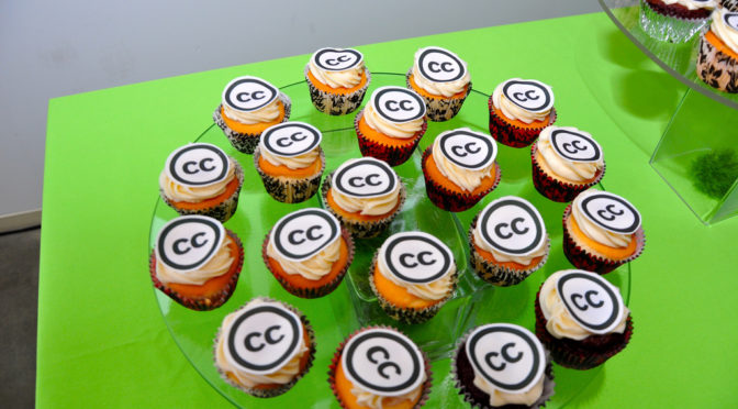 Creative commons cupcakes