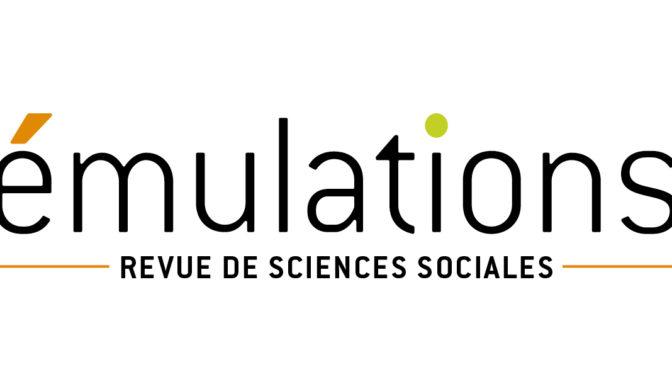 Annonce – Appel à contribution : <i>Aux frontières de la parenté</i> (01/11/18)