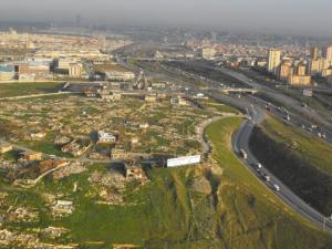 Ayazma Küçükçekmece (photo  Nazım AKKOYUN 3 décembre 2008)
