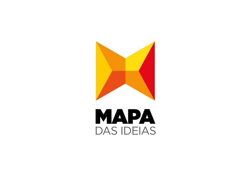 logótipo da empresa Mapa das ideias