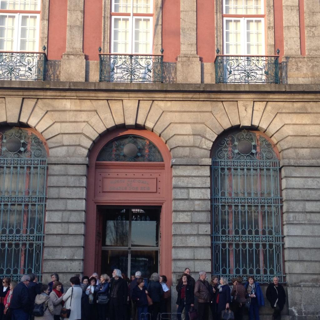 visitantes Museu Soares dos Reis