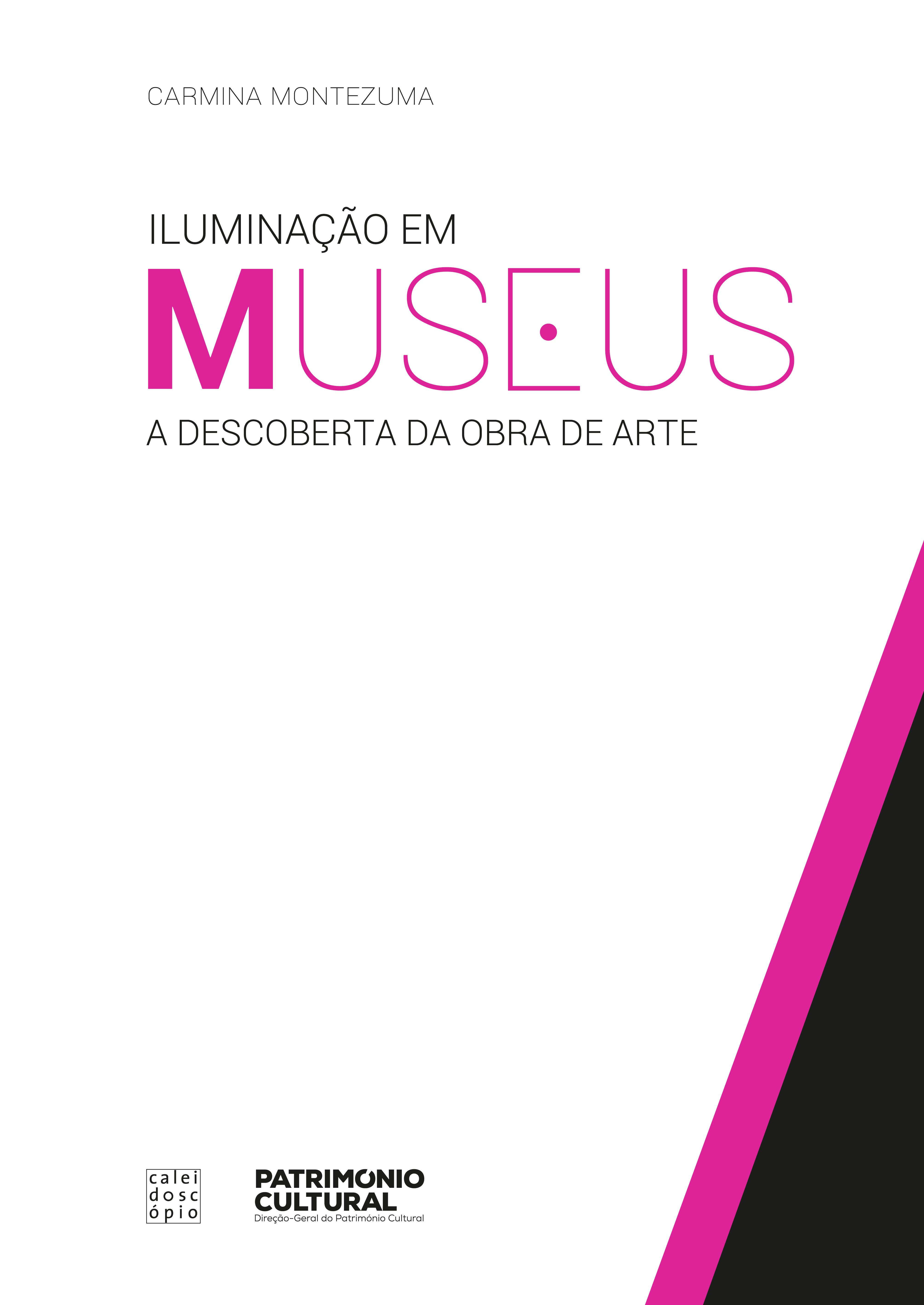 9c7920fff36 Iluminação em Museus  A Descoberta da Obra de Arte é o 13.º volume  publicado no âmbito da colecção Estudos de Museus