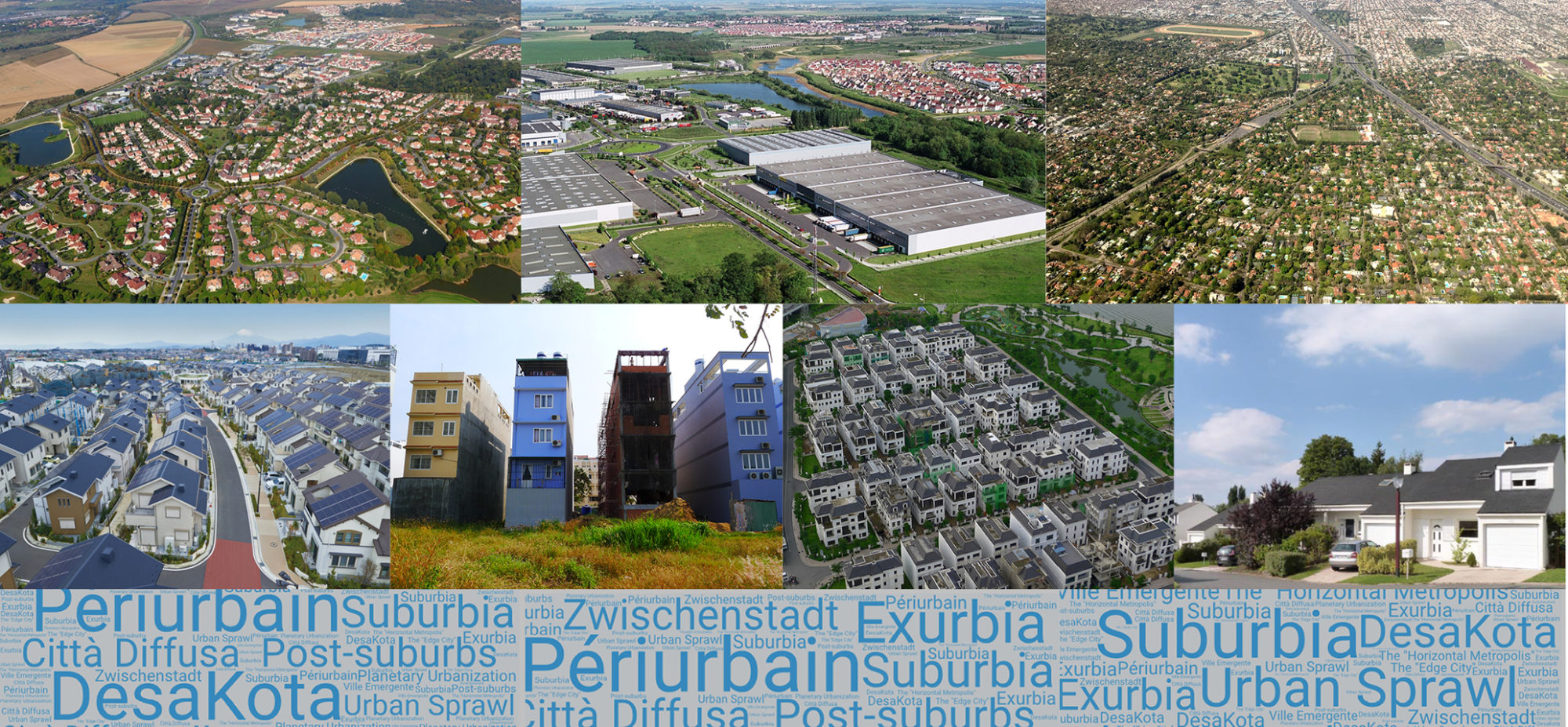 Diffuse Cities & Urbanization Network