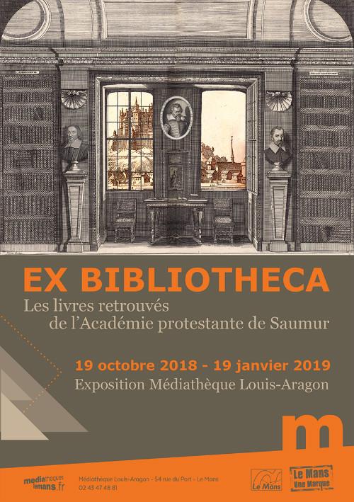 L'Académie protestante de Saumur dévoile ses secrets à la Médiathèque Louis-Aragon du Mans