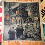 """Plakat """"Kaiser-Geburtstags-Spende für Deutsche Soldatenheime"""", 1914-1918"""