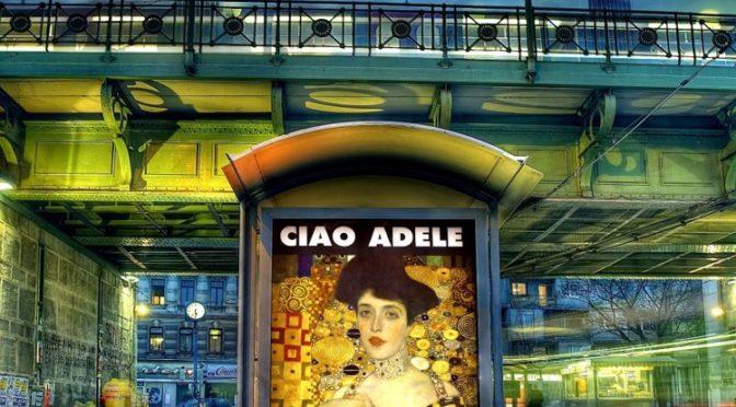 2006: Klimts Adele als Wiener Botschafterin
