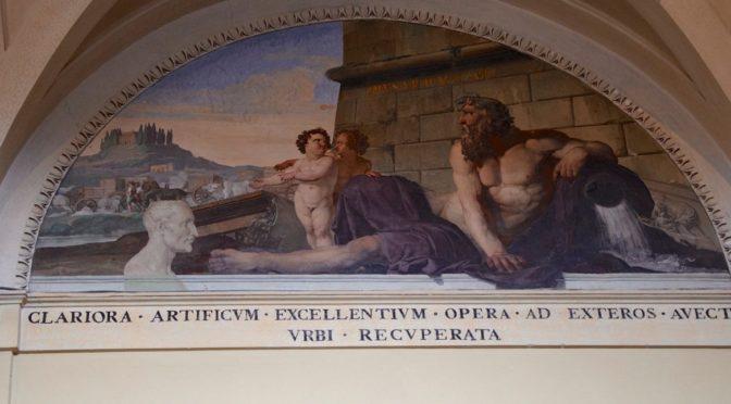 1817: Die Rückkehr der Kunstwerke aus Paris nach Rom