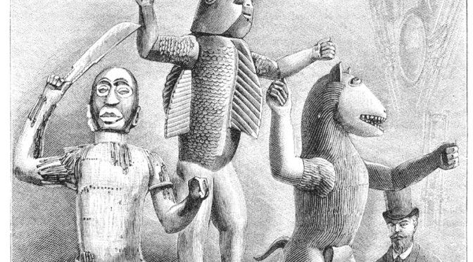 1894: Die Betrachtung des ›Anderen‹ durch Kriegsbeute