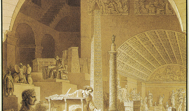 1811: »Das Auge Napoléons« im Lichte seiner Tätigkeit