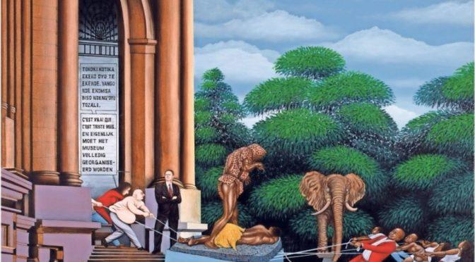 2002: Die Neugestaltung des Africa Museum in Tervuren – kritische Aufklärung oder Fortbestand postkolonialer Museumsstrukturen?