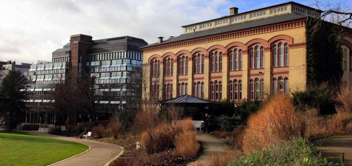 Alte Universitätsbibliothek, Kiel, Schleswig-Holstein, Germany, January 30, 2018 | © Courtesy of Rüdiger Stehn/Flickr.