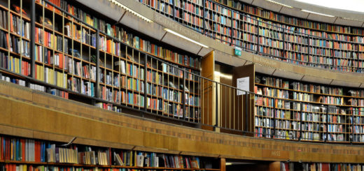 Stockholms Stadsbibliotek, Stockholm, Sweden, May 28, 2009 | © Courtesy of Bruno Vanbesien/Flickr.