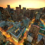 Downtown Vancouver Sunset, Vancouver, British Columbia, Canada, August 8, 2011 | © Courtesy of Magnus Larsson/Flickr.