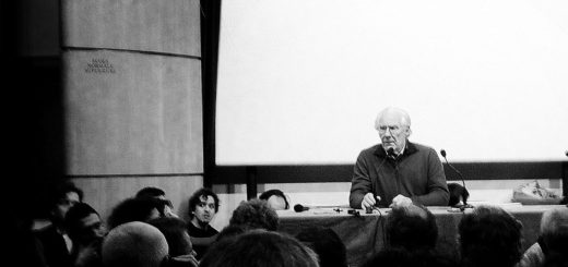 Talking Badiou, January 19, 2011 | © Courtesy of Jean-François Gornet/Flickr.