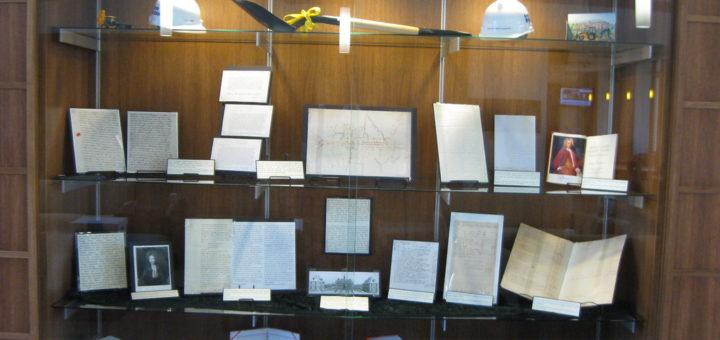 Brafferton Indian School Exhibit, February 18, 2011 | © Courtesy of W&M Libraries/Flickr.