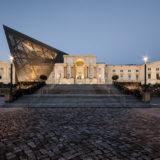 Dresden's Military History Museum, 2011, Daniel Libeskind, Dresden, Germany, November 9, 2013 | © Courtesy of Maciek Lulko/Flickr.