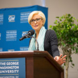 NEDA Week with Mika Brezezinski, February 25, 2014 | © Courtesy of GW Public Health/Flickr.