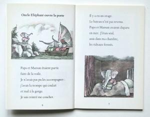 Lobel Arnold, Oncle Éléphant, L'Ecole des Loisirs, 1982.