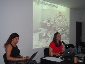 Conférence Ana Ben David, UMC