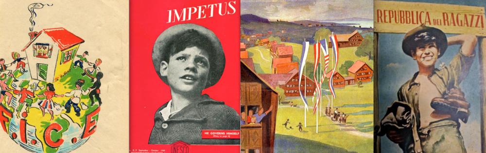 L'internationale des Républiques d'enfants (1944-1954)