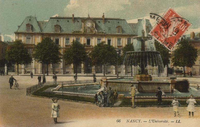 Le bachelier nancéien, 5 juillet 1913 – Théo, Zoé, Léo et les autres…