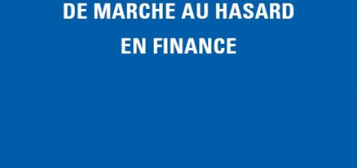 Walter porgramme histoire épistémologie finance couverture ouvrage