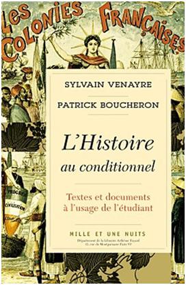 couverture L' Histoire au conditionnel