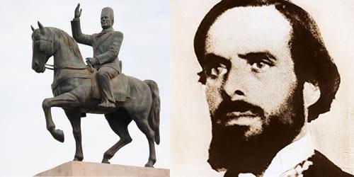 Statut équestre et Portrait