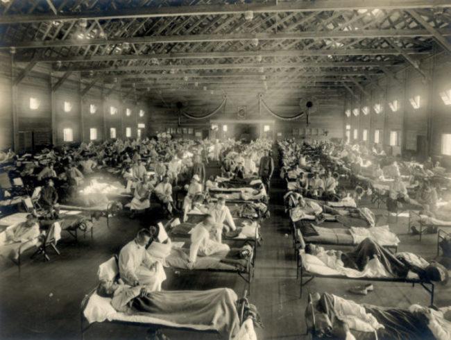 Superfail : « La grippe espagnole de 1918 : la mère de toutes les épidémies » avec Frédéric Vagneron