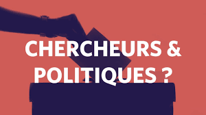 Grand Labo : « Chercheurs et politique ? » avec Emanuel Bertrand