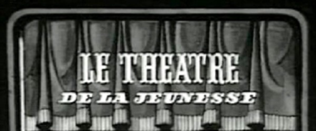 Claude Santelli et le Théâtre de la Jeunesse