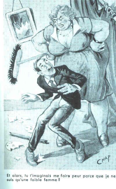 le-matriarcat-caricature