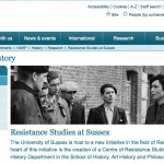 ResistanceStudies