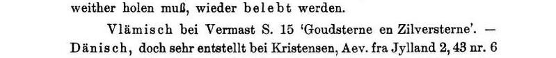 Anmerkungen zu den Kinder- und Hausmärchen der Brüder Grimm, I, 46
