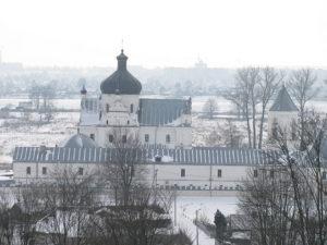 Sviato-Nikolskij monastir v Mogileve