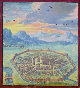 Bologna / Viaggi di Carlo Maggi, 1578