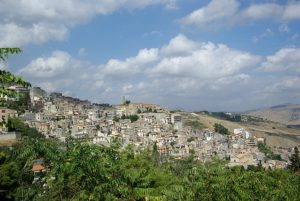 Cammarata, Sicile