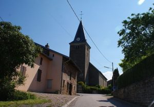 Église de Vacqueville