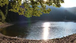 Lac de Transcarpathie