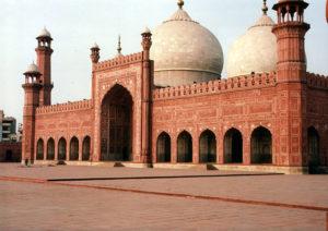 Mosquée, Lahore